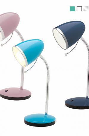 Sara 1Lt Desk Lamp - USB optional