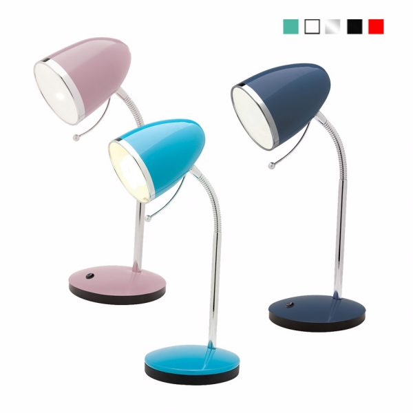 Sara 1Lt Desk Lamp - USB optional