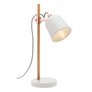 Cuba Table Lamp – White