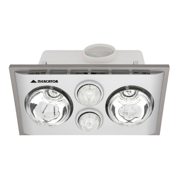 Lava Duo Bathroom Heater With Exhaust Amp Light F Amp Co