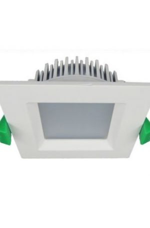 13w Led Downlight 90mm Square