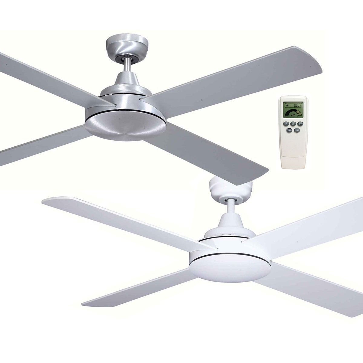 Grange dc ceiling fan with led light : Grange dc ceiling fan with remote f co