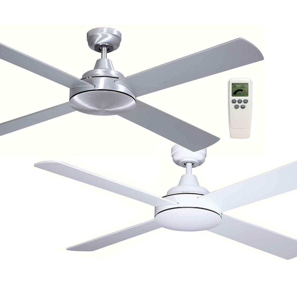 Large Ceiling Fans For High Ceilings Australia: Grange 1300 DC Ceiling Fan With Light