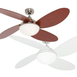 Rosebery 1300 Ceiling Fan With Light