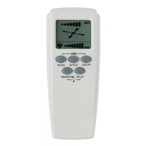 Mercator Lcd Rf Remote Control Universal