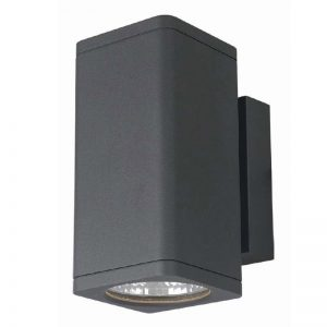 Windsor Black Outdoor Light