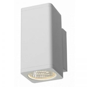Windsor White Outdoor Light