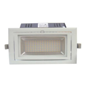 38w Led Downlight 227 X 130mm