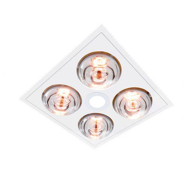 Myka 4 – Slimline 3 In 1 Bathroom Light