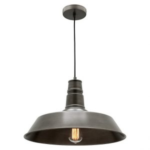 Corby Large Pendant