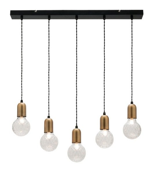 Sicily 5lt Led Pendant Light