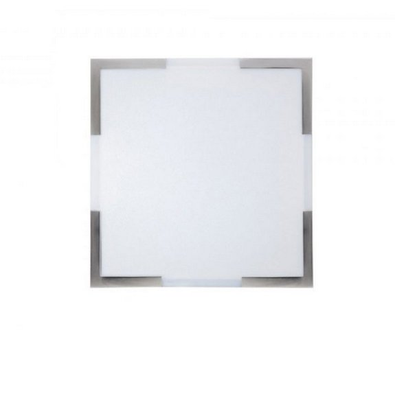 Sabre 20w Square Oyster Surface Mounted Ceiling