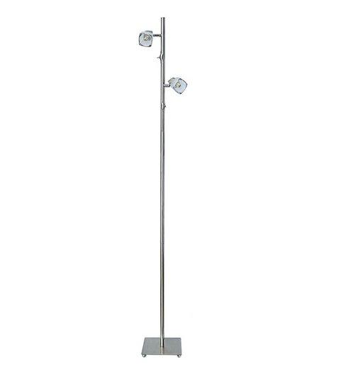Quartz 2 Spotlights Led Floor Lamp
