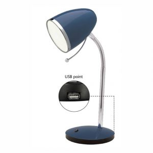 Sara 1Lt Desk Lamp - USB optional 2