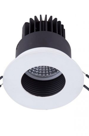 10w Led Downlight Round 85mm