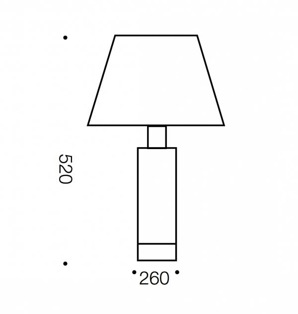 Agora Table Lamp