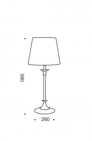 Bart Table Lamp