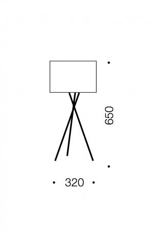 Denise Table Lamp