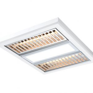 Regent 3 In 1 Bathroom Heat Light