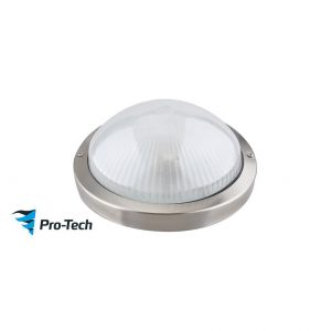 Newcastle 6w Led Exterior Light Round