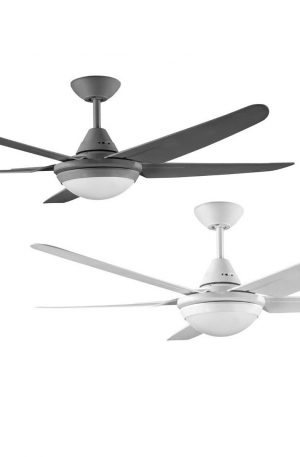 Mariah Ceiling Fan With Led Light