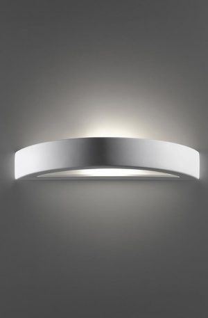 Ceramic Frosted Glass Wall Light Bf-8042