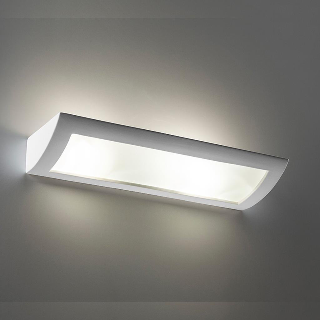 Ceramic Frosted Glass 60cm Wall Light Bf 8186 F Amp Co
