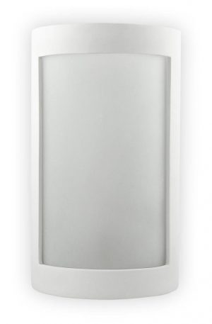 Ceramic Frosted Glass Wall Light Bf-8202