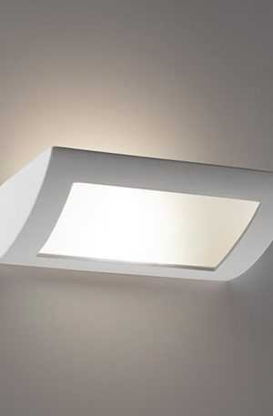 Ceramic Frosted Glass 30cm Wall Light Bf-8232
