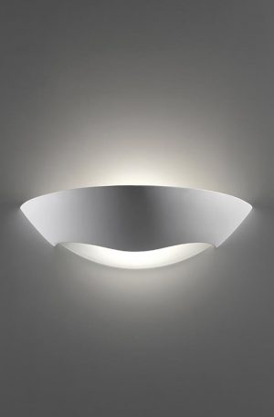 Ceramic Frosted Glass Wall Light Bf-8258
