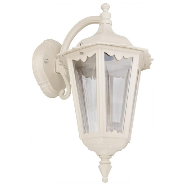Chester Downward Curved Arm Wall Light
