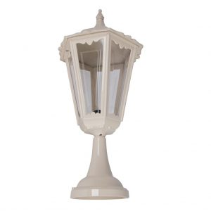 Chester Large Pillar Mount Light