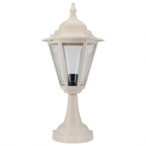 Turin Pillar Mount Light