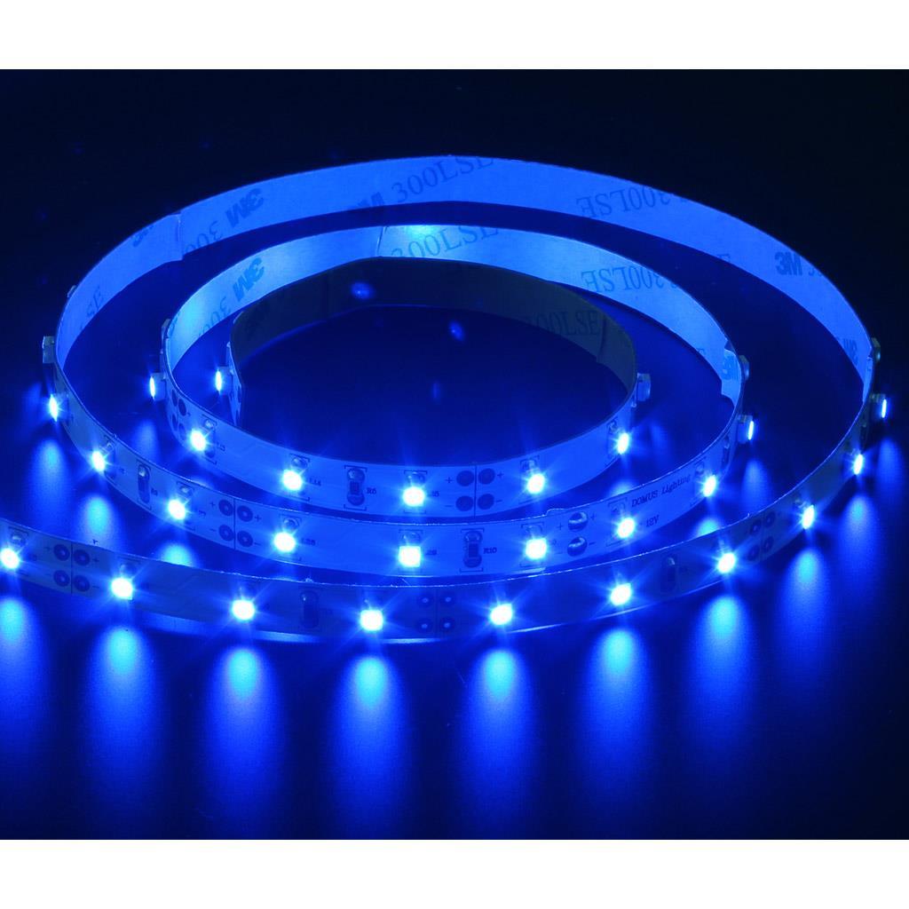 Strip 60 48w 1m 12vblue f co led strip lights aloadofball Image collections
