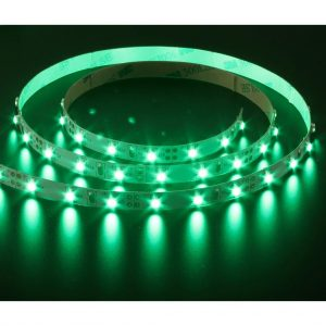 Strip-60 4.8w 1m 12v/green Lights