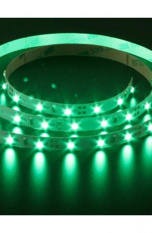 Strip-60 4.8w 1m 12v/green Lights