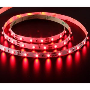 Strip-60 4.8w 1m 12v/red Lights