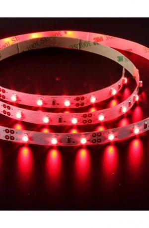 Strip-60 4.8w 1m 12v/red Lights