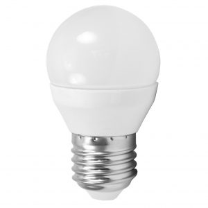 4w Fancy Round Led E27 Globe