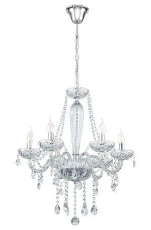 Basilano 6 Lights Chandeliers