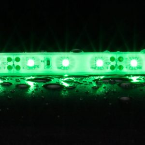 Strip-60 W/p 4.8w 1m 12v/green Lights