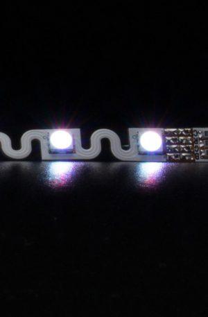Strip-48 Bend 11.5w 1m 12v/rgb