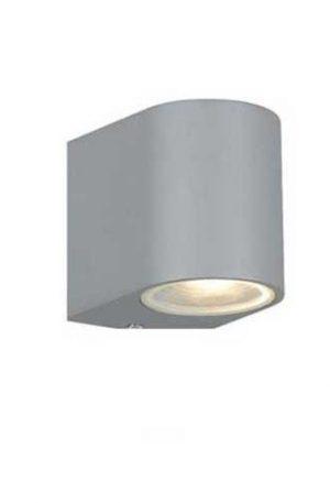 Eos 1 Light Exterior Wall Lamp