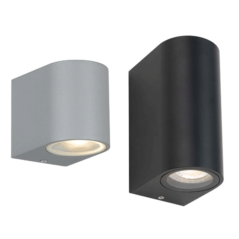 Eos Twin Lights Exterior Wall Lamp - F & Co