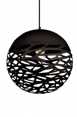 Farina Ball Pendant Light Medium