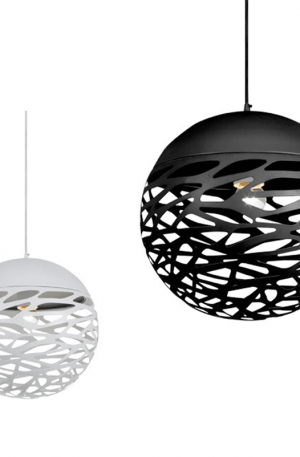 Farina Ball Pendant Light Small