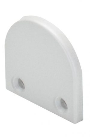 Bobby-curved End Cap