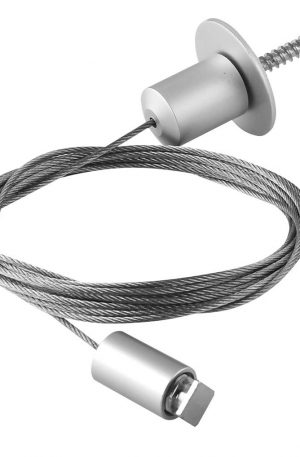 Stainless Steel Suspension Wire Kit – 2 Metres