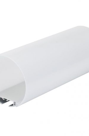 Pipeline-120 Suspended Led Profile Opal