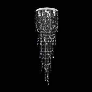 Raindrop 86 Crystal Led Chandelier